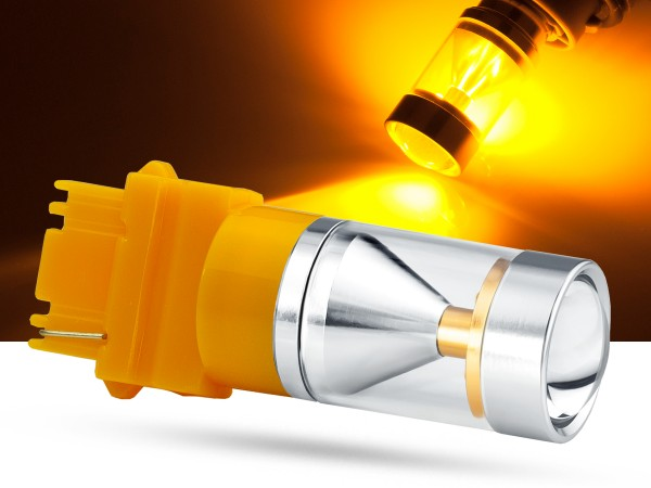 30 Watt, 6xCREE® LED, PKD V2.0, 3156, LEDP27W, orange, offroad