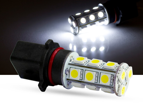 18er SMD LED Spot, LEDP13W, weiss, offroad