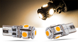 SMD LED Spots, warmweiss