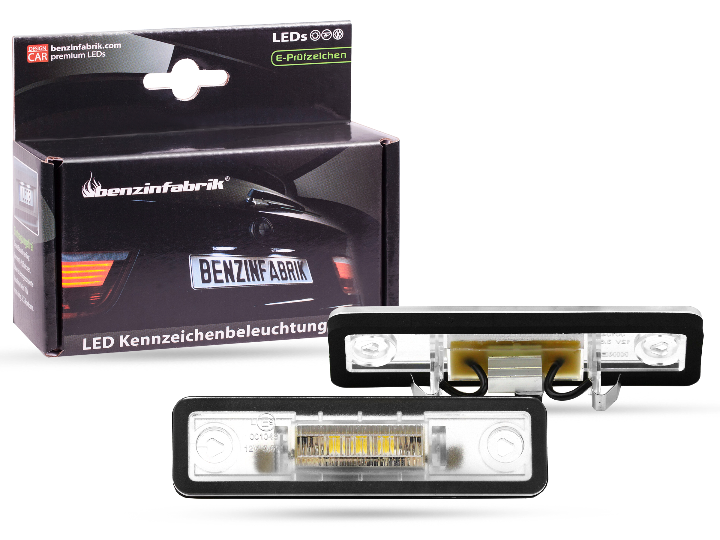 led kennzeichenbeleuchtung module opel zafira a mit e. Black Bedroom Furniture Sets. Home Design Ideas